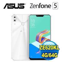 ASUS 華碩 ZenFone 5 ZE620KL AI智慧雙鏡頭手機 -雪花白  (4G/64G)