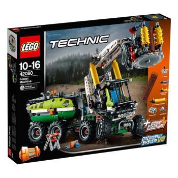 LEGO樂高積木 - Technic 科技系列 - 伐木機械車 42080