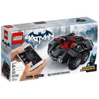 LEGO樂高積木 - SUPER HEROES 超級英雄系列 - App 遙控蝙蝠車 76112