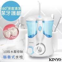 【KINYO】健康SPA沖牙機/洗牙機(IR-2001)經濟家用型