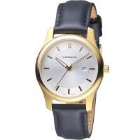 WENGER City 經典簡約時尚腕錶 01.1421.101