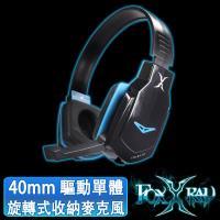 FOXXRAY 鐵星響狐電競耳機麥克風(FXR-BA-30)