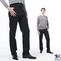 【即將斷貨】NST Jeans 造型感UP! 口袋滾邊 重磅數直筒牛仔男褲(中腰) 390(5637)