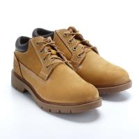 Timberland男款小麥色低筒靴 A1P3L231