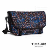 TIMBUK2 CLASSIC MESSENGER經典郵差包 M (21L) (藍色印花)