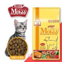 Mobby 莫比  成貓化毛 專用配方 貓飼料 3kg*1包