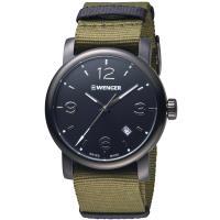 WENGER 瑞士威格錶 Urban 都會系列 街頭美學時尚腕錶  60.1041.130