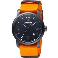 WENGER 瑞士威格錶 Urban 都會系列 街頭美學時尚腕錶 60.1041.131