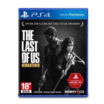 SONY PS4 遊戲 最後生還者 重製版-中英文合版