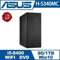 ASUS華碩 PC 旗艦六核心 桌上型電腦 H-S340MC-I58400030T