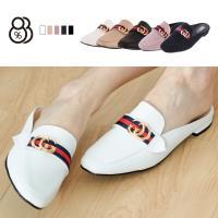 【88%】穆勒鞋-MIT台灣製 跟高2.5cm 包頭拖鞋 方頭穆勒鞋 簡約舒適好穿