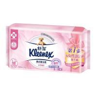 舒潔女性濕式衛生紙10張x3包x6組