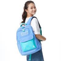 【金安德森】PLAY 大容量後背包-藍色