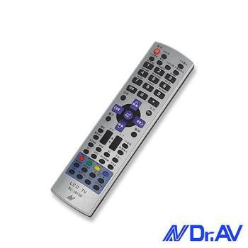 【Dr.AV】RC-1813液晶電視專用遙控器(盒裝)含西屋/吉普生/雷諾/富及第/聯碩