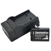電池王 For SONY NP-FW50 高容量鋰電池2顆+充電器組