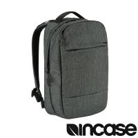 【Incase】City Compact Backpack 15吋 城市輕巧筆電後背包 (麻灰)