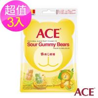 ACE 酸熊Q軟糖 3入組(200g/袋)