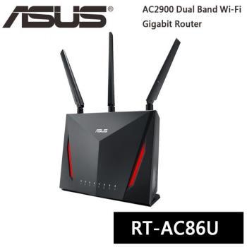 ASUS 華碩 RT-AC86U AC2900 雙頻 Gigabit 無線路由器