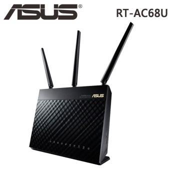 ASUS 華碩 RT-AC68U AC1900 雙頻 Gigabit 無線路由器
