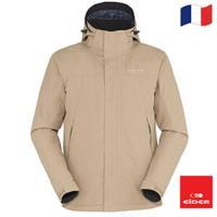 法國【EiDER】男款Gore-Tex防水透氣保暖連帽外套/共3色
