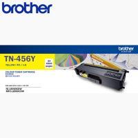 Brother TN-456Y 原廠黃色標準容量碳粉匣