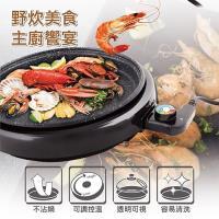 LAPOLO米其林電烤盤(40CM)TW-9132