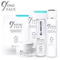 YONG FACE 雅菲思-涵氧賦活四件組(新膚露+精華液+活乳霜+修護面膜)