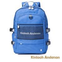 【金安德森】Unbox 機能後背包-藍色