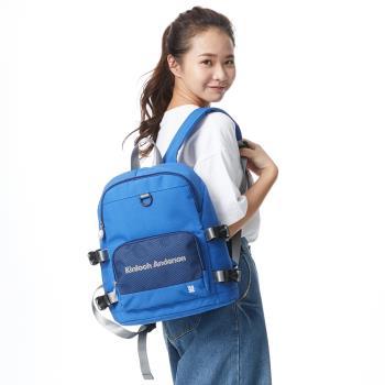 【金安德森】Unbox 多功能後背包-藍色