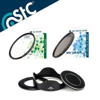 STC Hood-Adapter 轉接環 快拆 遮光罩組+UV+CPL 全配組 (SONY RX100 VI M6 六代 專用)