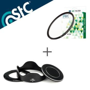 STC Hood-Adapter 轉接環 快拆 遮光罩組+UV 46mm保護鏡【SONY RX100 VI VII M6 M7 六代 七代 專用】