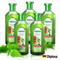 德國Diplona植萃大蕁麻養護洗髮精500ml五入組不含矽靈