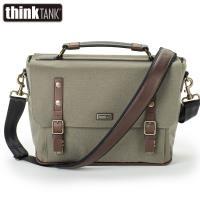 thinkTank 創意坦克 Signature 13 尊爵系列郵差包 相機包-TTP710377