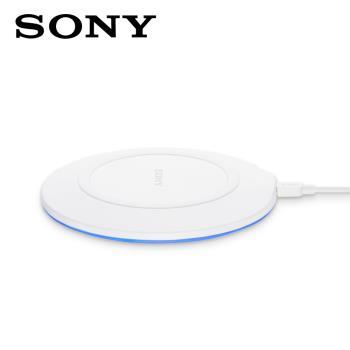 SONY 純白優雅 時尚無線充電板 (CP-WP1)