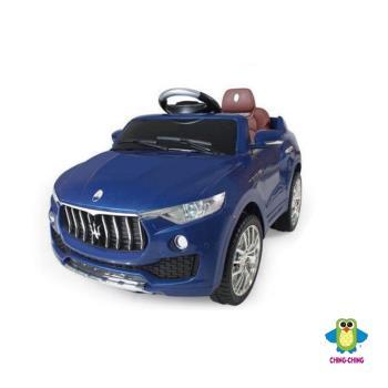 親親 瑪莎拉蒂Levante電動車-藍(RT-7993)