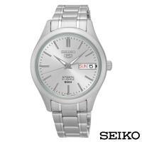 SEIKO精工  時尚熟女夜光5號自動上鍊機械腕錶 SNK887K1