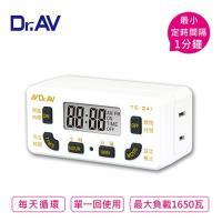N Dr.AV聖岡科技 太簡單智能定時器(TE-241)