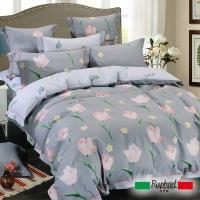 Raphael拉斐爾 愛意 純棉雙人四件式床包兩用被套組