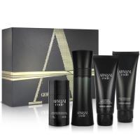 GIORGIO ARMANI CODE 黑色密碼男性淡香水奢華禮盒