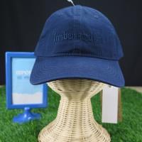 TIMBERLAND 字母LOGO 鴨舌帽 經典 老帽  iSport愛運動全新正品 A1E9ITB9 藍色