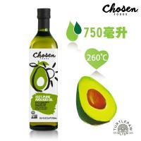 Chosen Foods 頂級酪梨油(750ml/瓶)