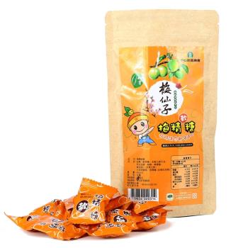 甲仙農會 梅精軟糖(60g/包)*3入