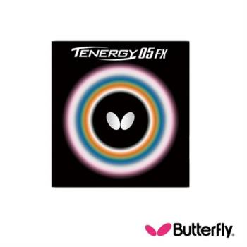 BUTTERFLY   TENERGY 05 FX 選手級 膠皮  05900