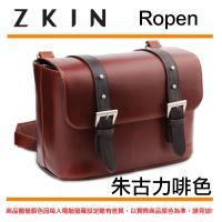 【ZKIN】 Ropen 單肩 背包 斜背 側背包 相機 攝影包 相機包 (朱古力啡色)