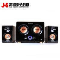 【JS 淇譽電子】JY3241 震天雷雙低音全木質多媒體喇叭
