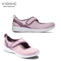 【美國VIONIC法歐尼】健康美體時尚女鞋  SONNET桑妮 黑/淺紫