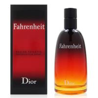 Dior 迪奧 FAHRENHEIT 華氏溫度男性淡香水 100ml (法國進口)附隨機針管香水乙份