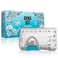 Anna Sui 安娜蘇 甜蜜夢境花綻禮盒(淡香水30ml+手拿包)