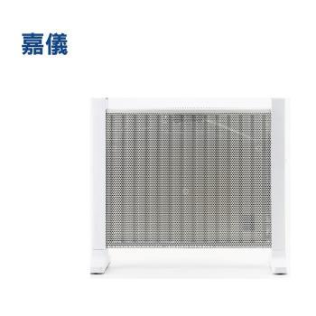 ★ 贈韓國舒適毯 SP-1708 ★ HELLER 嘉儀 防潑水即熱式電膜電暖器 KEY-M700