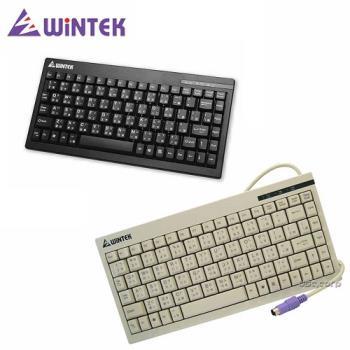 WINTEK 小鍵盤 595 防水 PS2
